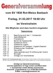 Generalversammlung 2017 thumbnail