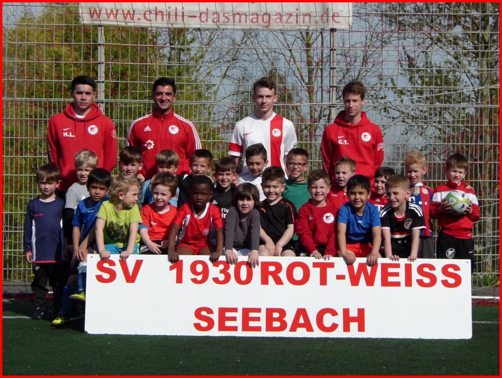 team G-Jugend 2017