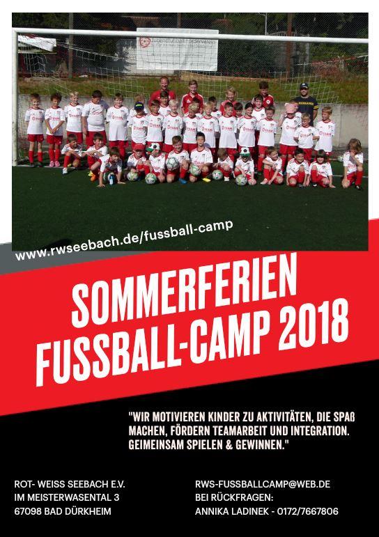 FussballCamp 2018 VS