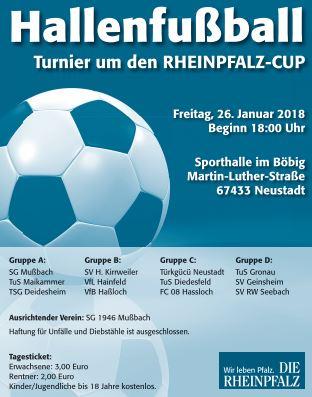 Rheinpfalzcup 2018