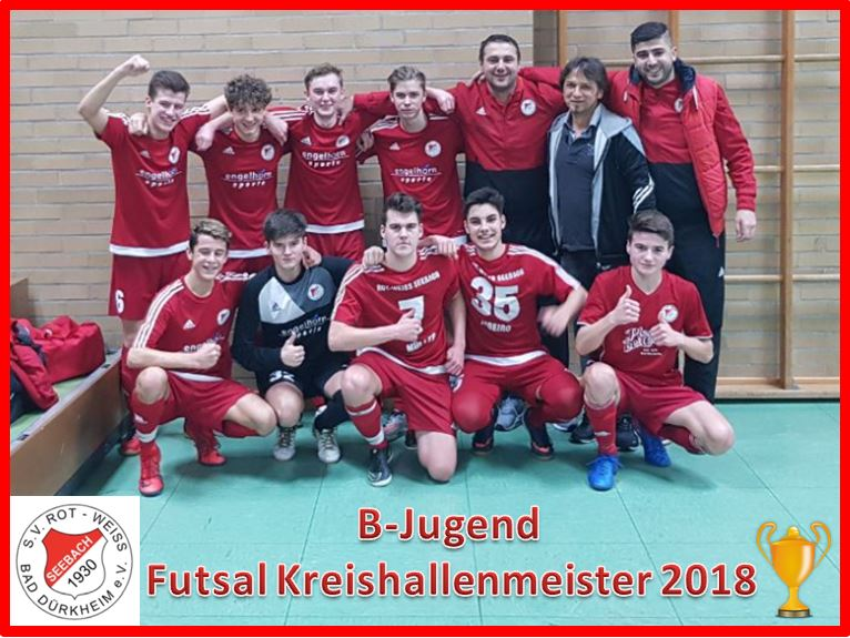 B-Jugend Kreishallenmeister18